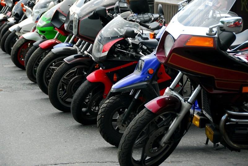 Mes motos sont toutes restaurées