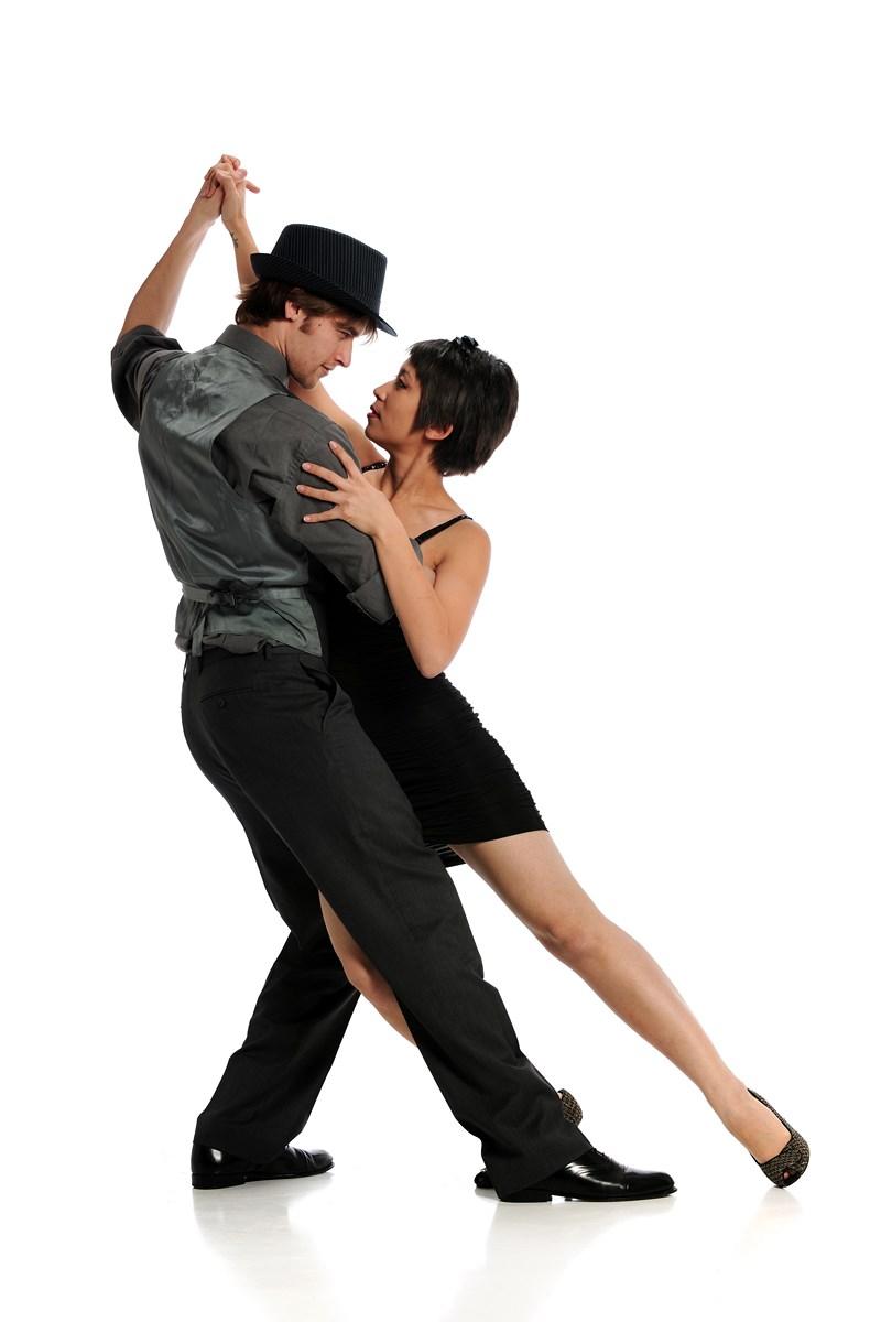 Nous dansons en couple