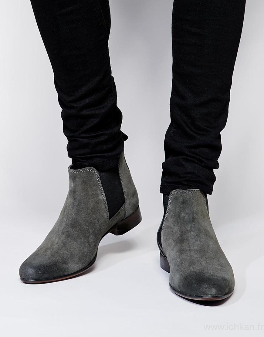 Bottines Homme J Ai Eu Un Coup De Coeur Pour Ces Chaussures