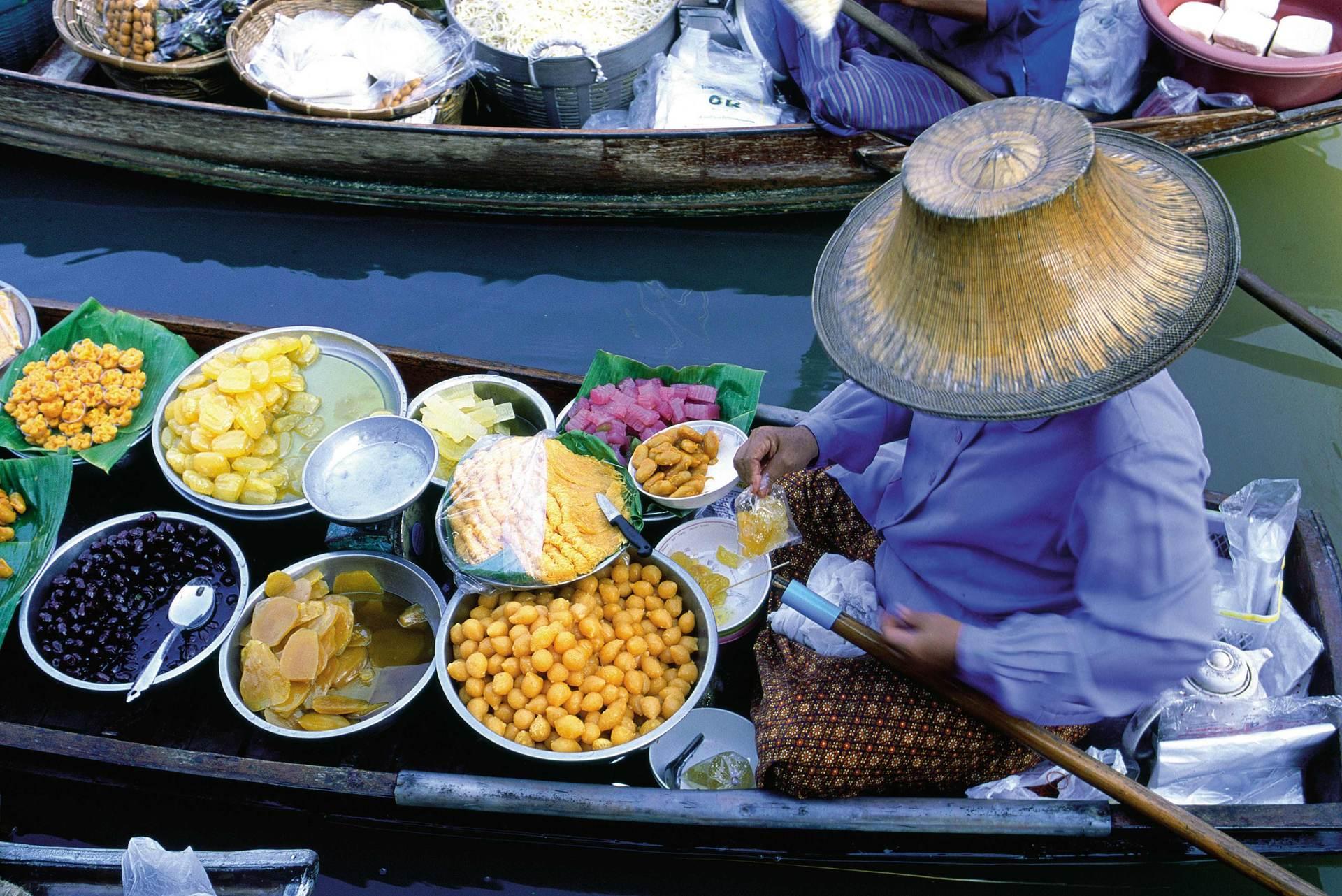 Circuits en famille thailande