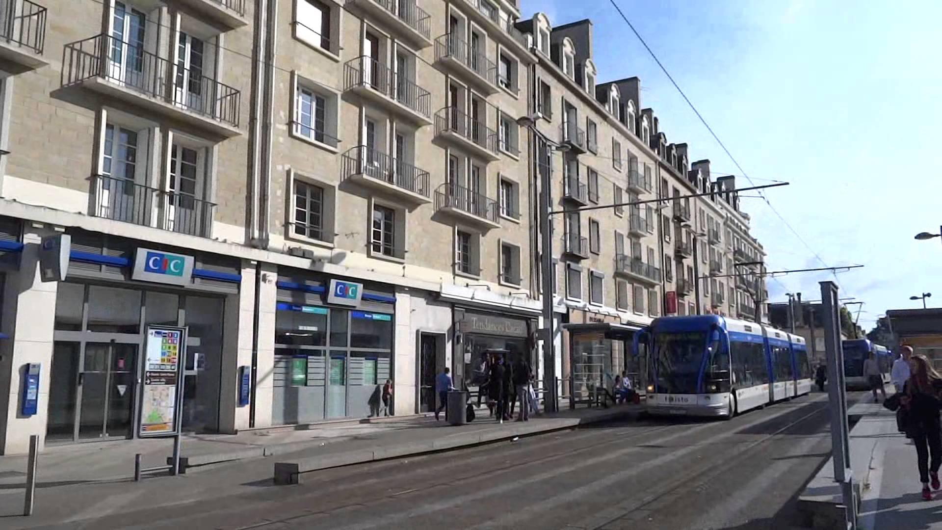 Appartement A Louer A Caen