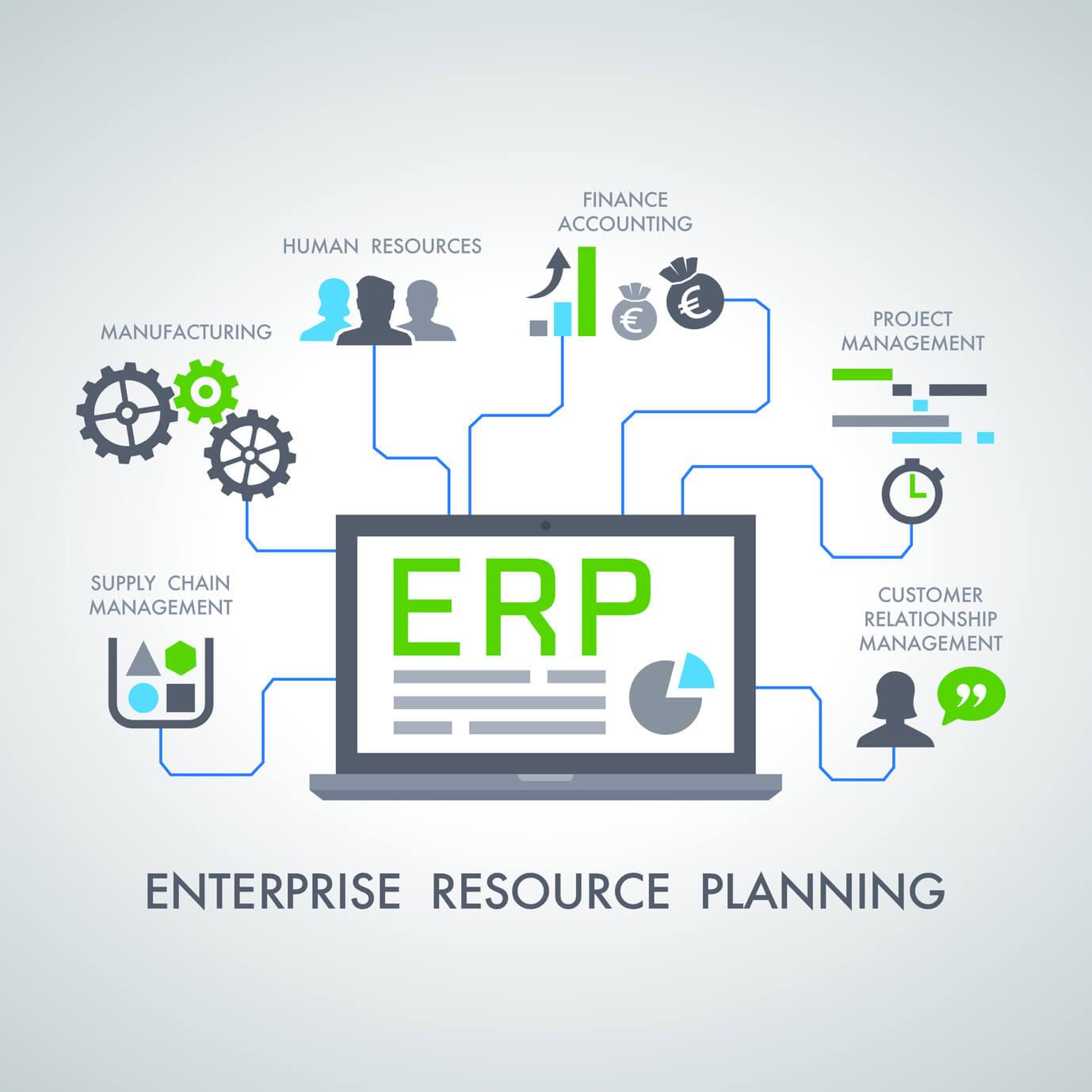 Information ERP : soyez plus productif