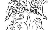 Comment dessiner halloween ?