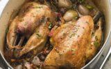 Comment cuisiner un faisan au four ?
